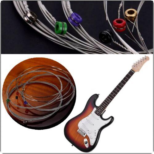 4 Teiliges Gitarren Set Saiten Ukelele Capo 3in1 Reparatur Saitenkurbel Plektrum