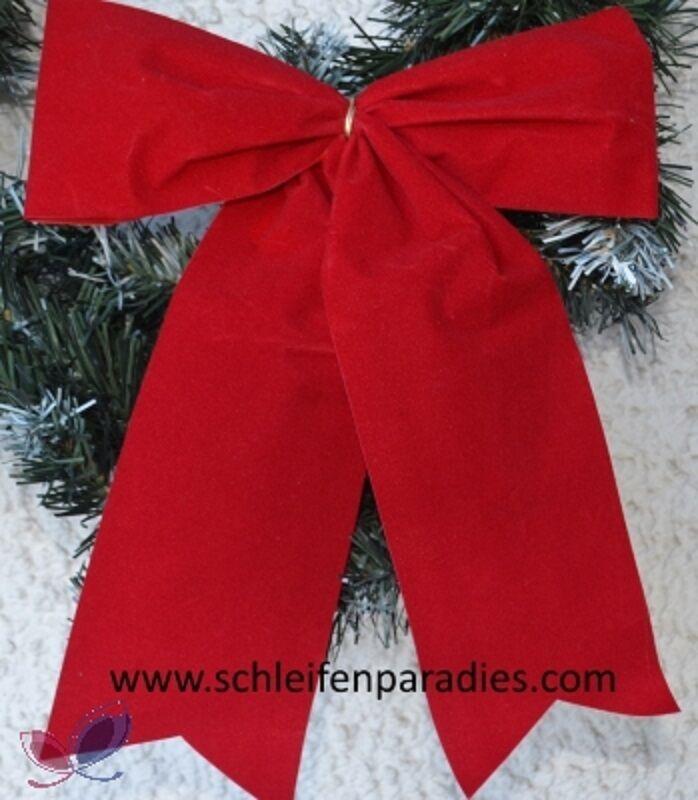 Große rote Schleife für Aussen, wetterfest, wetterfest, wetterfest, Geschenkschleife, Dekoschleife 25 30 | Wonderful  | Ich kann es nicht ablegen  ae9eea