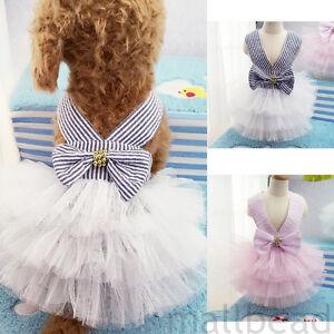 Cute-Pet-Puppy-Small-Dog-Cat-Clothes-Tutu-Dress-Princess-Skirt-Apparel-Costume