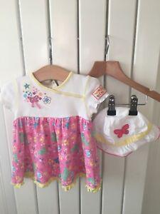 Baby Girl S Clothes 0 3 Months 2pc Summer Dress Set By Matthew Williamson Ebay