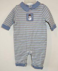 6efb9b1e1 New Janie and Jack Baby Snowman Romper - Boy's Sz 0-3 Month | eBay