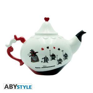 Disney-Alice-im-Wunderland-Teekanne-Koenigin-der-Herzen-ABYStyle