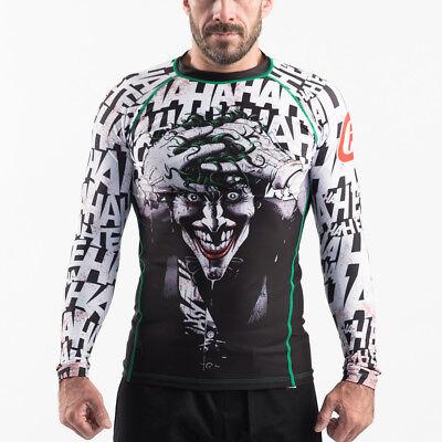 Fusion Fight Gear Batman The Killing Joke BJJ Gi Black
