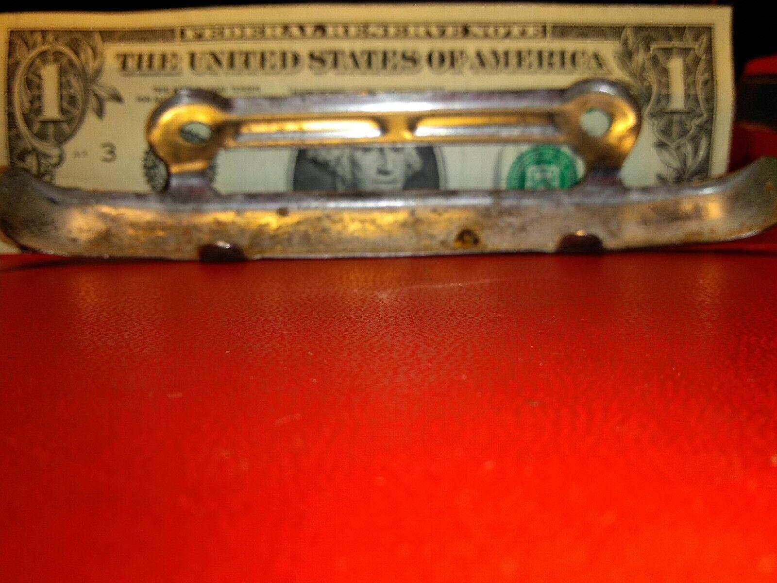 PRESSED STEEL  54-'55 TONKA TOYS CHROME GRILL original part