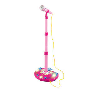 Karaoke-Adjustable-Stand-Microphone-Music-Microphone-Kids-Toy-with-Light-Effect