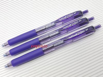 lavender black UMN-138 Mitsubishi Uni-ball Signo RT Rollerball Gel pen 0.38mm