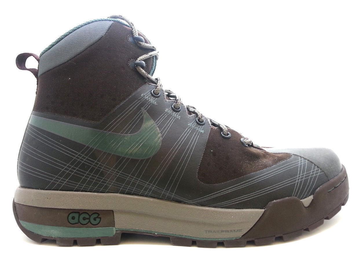 Nike Zoom Ashiko Dark Cinder/Vintage Green-Smk Mens Shoes