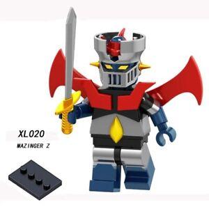 mazinger-MAZINGA-Z-compatibile-lego-mini-figure-nuovo