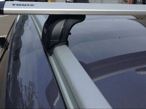 Genuine Ford Galaxy Styled Roof Bars Rack 2010 Onwards 1709799 For