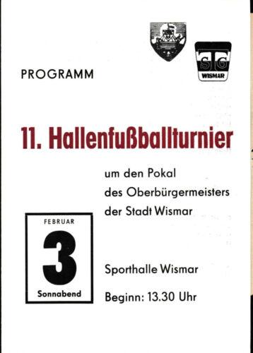 1990 HT TSG Wismar, TuS Holstein Quickborn, Motor Stralsund, Hansa Rostock, ...