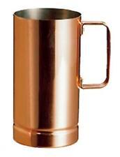 COPPER 100 pure copper straight mug 500ml S-500 Japan