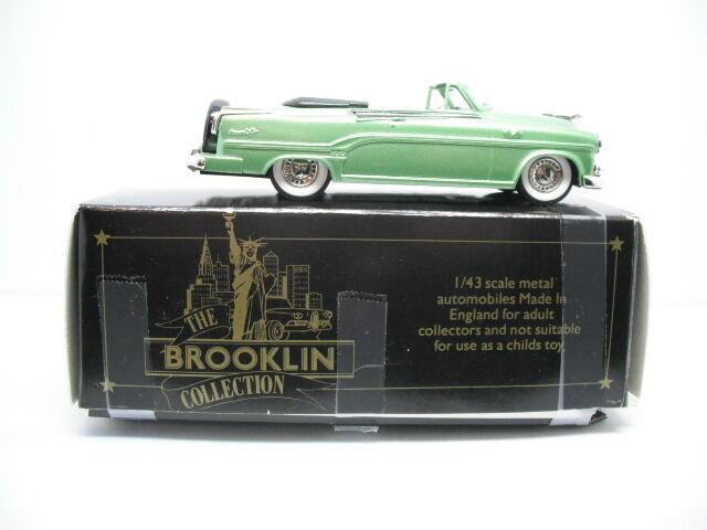 Brooklin modelos BRK30A 1954 Dodge Dodge Dodge Royal Converdeible tapa abajo 1 43 Escala 92c699