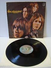 The Stooges - Same   Elektra 1972   VG+ / VG   Cleaned Vinyl LP