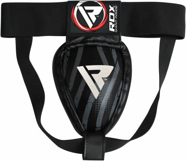 RDX Groin Guard Protector MMA Cup Boxing Abdo Gloves Martial Arts Shorts CA