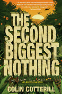Second-Biggest-Nothing-MINT-Cotterill-Colin-9109