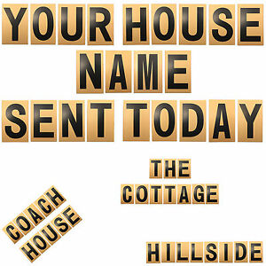 Create Your Own House Name Sign Front Door Plaque Entrance