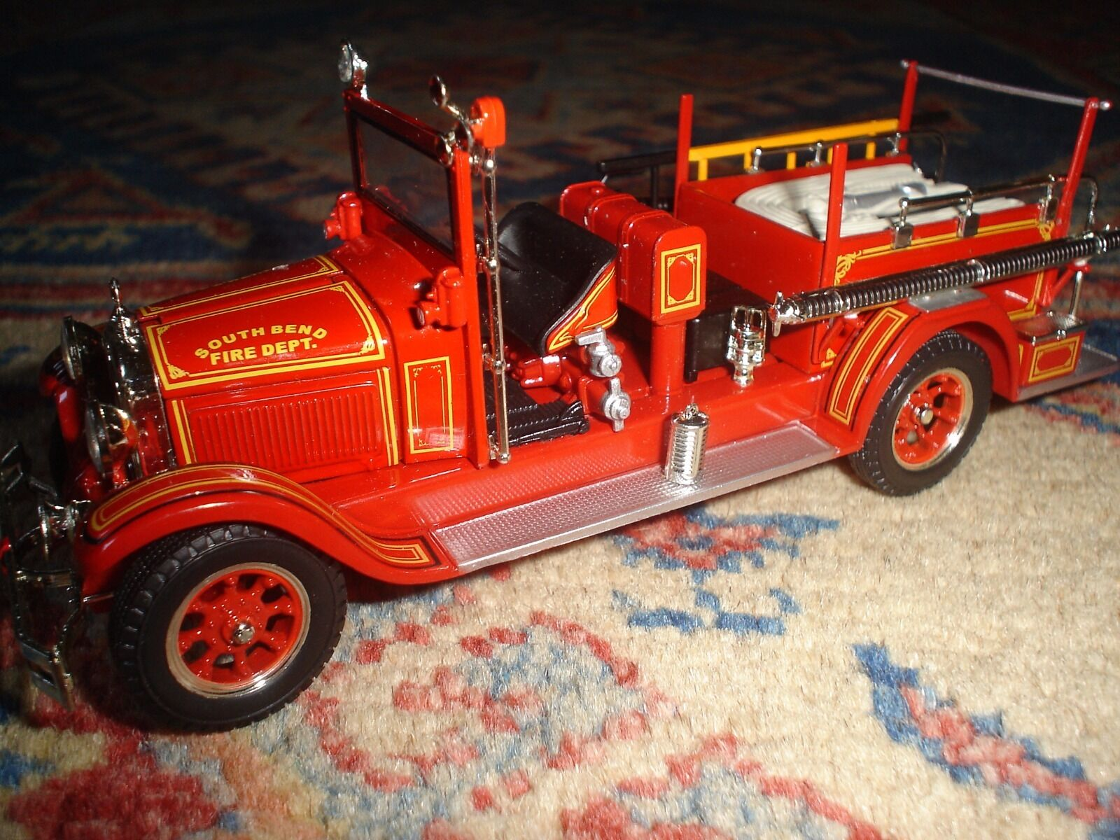 barato FDNY FDNY FDNY  – ENGINE – STUDEBAKER FIRE (SOUTH BEND FIRE DEPARTEMENT) - 1928  orden en línea