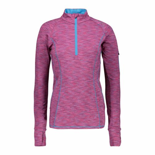 CMP Fonction Pull Fonction Shirt Woman Sweat Pink Respirant