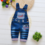 26-style-Kids-Baby-Boys-Girls-Overalls-Denim-Pants-Cartoon-Jeans-Casual-Jumpers thumbnail 25