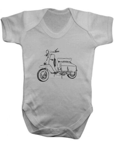 Traje Scooter Baby Chaleco Bebé Creciendo Regalo,100/% Algodón Mameluco