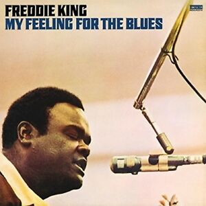 Freddie-King-My-Feeling-For-The-Blues-New-Vinyl-LP-Holland-Import