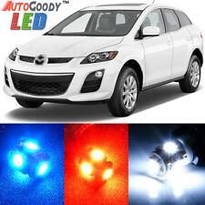 12 x Premium Xenon White LED Lights Interior Package Kit for Mazda CX-7