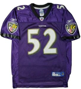 Reebok-boys-Baltimore-Ravens-Ray-Lewis-52-jersey-large-purple