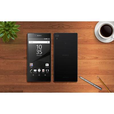 Sony Xperia Z5 Premium E6853 - 32GB - Black Gold Silver (Unlocked) Smartphone
