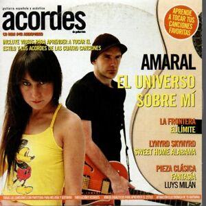 ACORDES-CD-NUM-48-AMARAL-LA-FRONTERA-LYNYRD-SKYNYRD