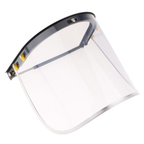 Face Protection Shield Suspension Clear Len Personal Protective Equipment