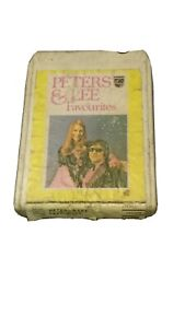 Vintage-8-Track-Cassette-Cartridge-eight-peters-and-Lee-favourites