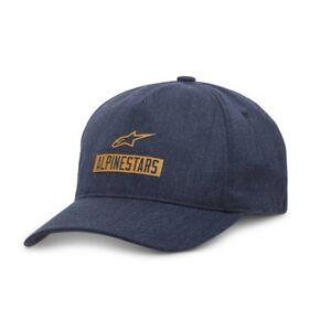 d997f4261f8 Alpinestars Works Caps   Hat - Curve Peak Men s casual wear - Navy ...