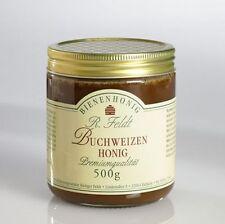 Buchweizen Bienenhonig 500g Glas Honig Imkerqualität Brotaufstrich cremig dunkel
