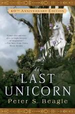 The Last Unicorn by Peter S. Beagle (1991, Paperback, Anniversary)