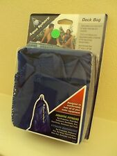 "Aqua Sphere Active Swim Equipment Deck Bag Mesh Nylon 18"" x 24"" Backpack"