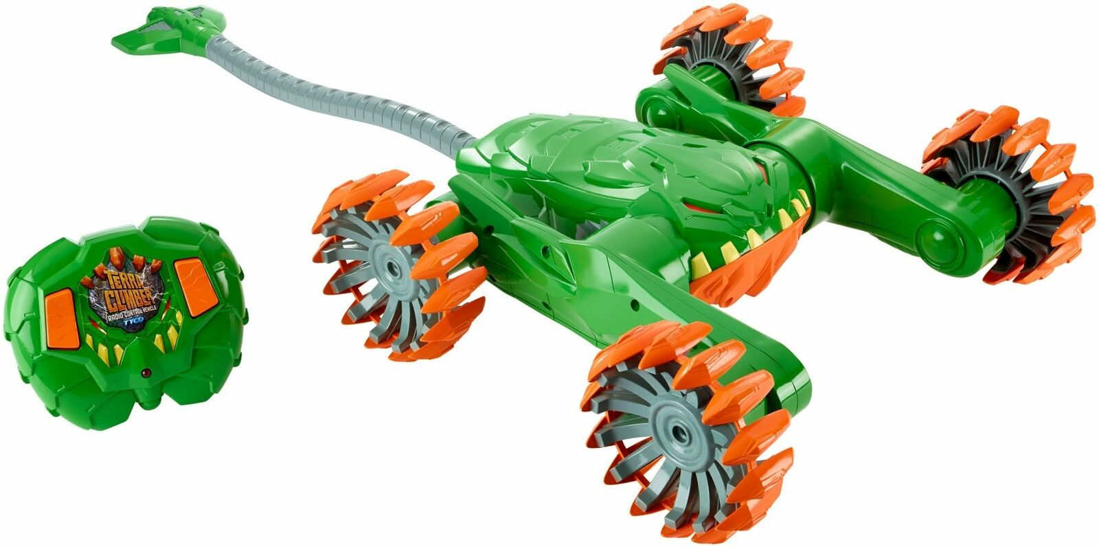 Mattel - Import (Wire  Transfer) Tyco Terra Climber Radio Control Vehicle  ordina adesso