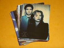The X-Files 'Season One (1)' 72 Premium Trading Cards Duchovny Gillian Anderson