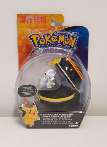 Blister pokemon personaggio alolan vulpix con luxury ball  T18532//T19124  Rocco