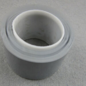 Self-Fusing-Seal-Repair-Emergency-Rescue-Silicone-Rubber-Hose-Tape-Pipes-Gray