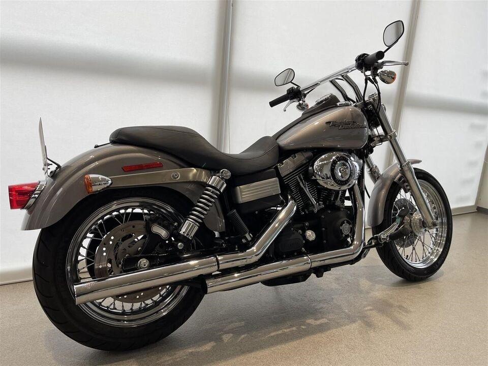 Harley-Davidson, FXDB Street Bob, ccm 1585