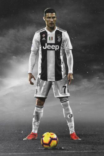 20x30 24x36 Cristiano Ronaldo CR7 poster wall art home decor photo print 16x24
