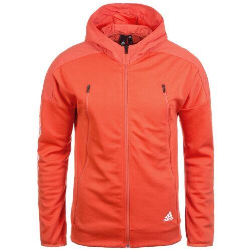 Adidas Hybrid Jacke Trainingsjacke Laufjacke Hoody-Jacke Kapuze Funktion Men