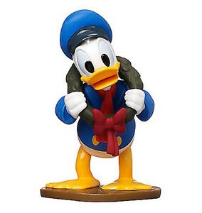 Disney Mickeys Christmas Carol Scrooge Donald Duck Figure Figurine