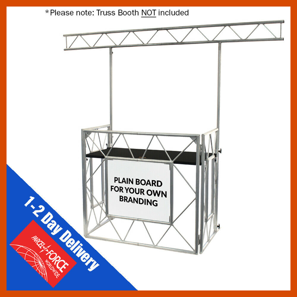 Equinox Truss Booth Overhead Kit - DJ Disco Booth Stand