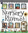 Nursery Rhymes by Kate Toms (Board book)