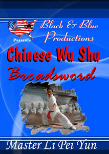 Master-Li-Pei-Yun-039-s-Chinese-Wu-Shu-Broadsword-Instructional-DVD