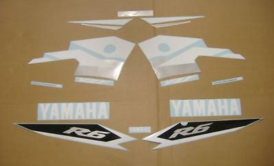 YZF-R6 2005 decals stickers graphics set aufkleber kit RJ05 RJ09 5SL pegatinas