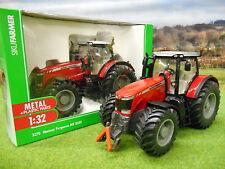 Siku Massey Ferguson 8680 Dyna-VT 4WD Tractor 1/32 Nuevo y en caja de 3270