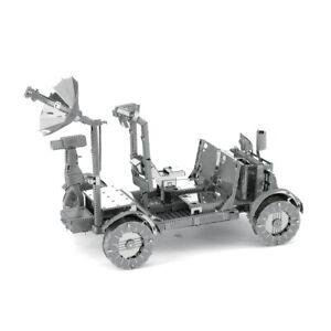 Metal-Earth-Apollo-Lunar-Rover-3D-Laser-Cut-Metal-DIY-Model-Hobby-Build-Kit