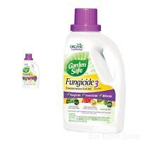 Garden Safe Fungicide Insect Killer Insecticide Garden Plant Garden Spray